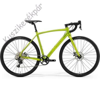 MERIDA 2019 CYCLO CROSS 100 S/M(52) Oliva ZÖLD