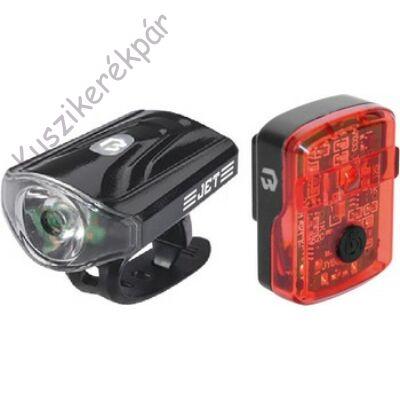 Lámpa BIKEFUN JET szett - JY-7043+JY6080A
