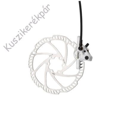 Tárcsafék TEKTRO ORION első 180 mm rotor fehér