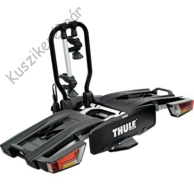 Kerékpárszállító THULE EASYFOLD XT vonóhorogra 2krp fekete 933 rámpa hozzá - 9331
