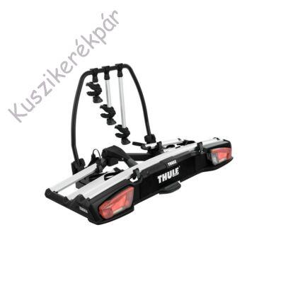 Kerékpárszállító THULE VELOSPACE XT vonóhorogra 3krp 13 pólusú csatlakozó adapter 4 krp-hez 9381